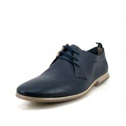 Zapato Clarks Frewick Lace azul