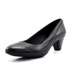 Zapato Clarks Penny Harbour negro