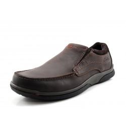 Zapato Clarks Randle Walk marrón