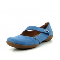Zapato Clarks Felicia Plum jean