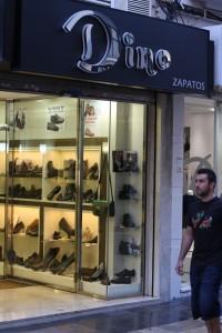 Tienda Dino Zapatos en Gandía