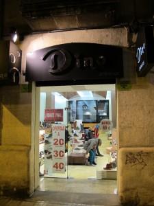 Tienda Dino Zapatos Alcoy en Avenida la Alameda