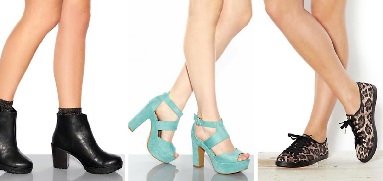 Nuestros zapatos de ancho especial