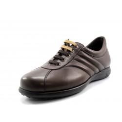 Zapato Trotters sport marrón