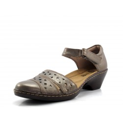 Zapato Clarks Wendy Laurel pewter