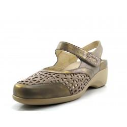 Zapato Drucker camel