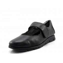 Zapato Aerosoles negro velcro