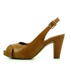 Zapato Clarks Selena Jemma cuero