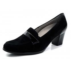 Zapato Ara mocasín negro