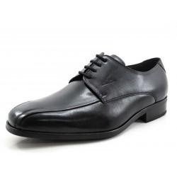 Zapato Angel Infantes negro cordones