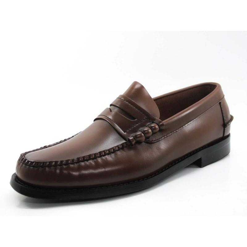 Romika Marrón Piel y Nubuck cordones Casual zapatos, color Marrón, talla