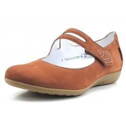 Zapato Dora Mephisto tabaco
