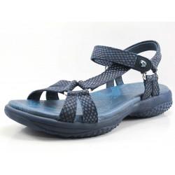 Sandalia Panama Jack Neus azul