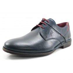 Zapato Fluchos Yankee marino