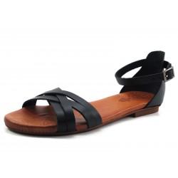 Sandalia Porronet Altea negra