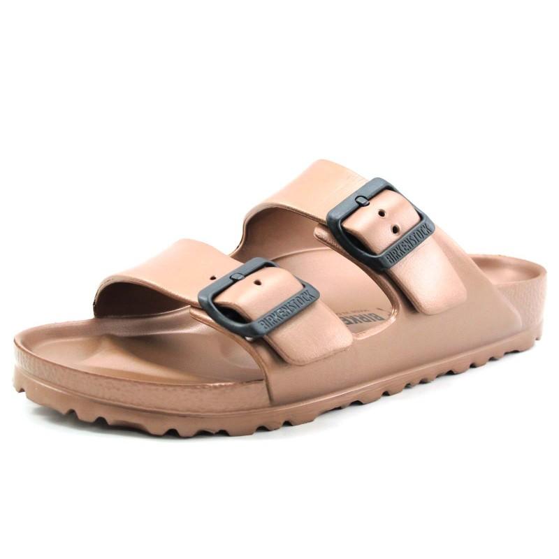 Birkenstock Zapatos Arizona Comprar Dino Sandalia Ocre En hQtsrd