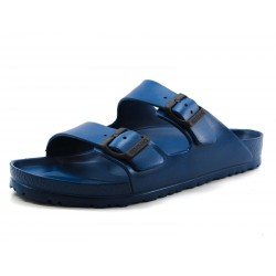 Sandalia Birkenstock Arizona azul