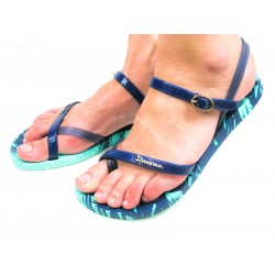 Chanclas Ipanema Fashion azul