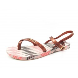 Chanclas Ipanema Fashion bronce