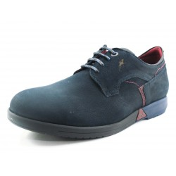 Zapato Fluchos Kansas marino