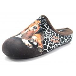 Zapatilla Hush Puppies Sully marrón