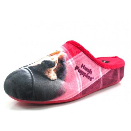 Zapatilla Hush Puppies Sulian rosa