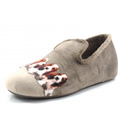 Zapatilla Hush Puppies Sun taupe