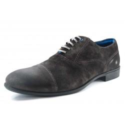 Zapato Cetti serraje marrón