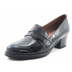 Zapato Giko mocasín negro