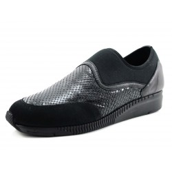 Zapato Aerosoles Nice Curves negro