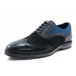 Zapato Cetti Oxford azul