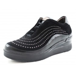 Zapato Stonefly Cream 2 negro