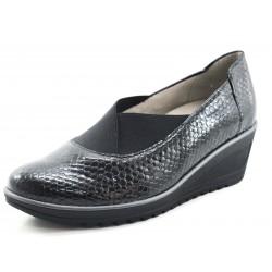 Zapato Ara elásticos negro