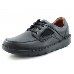 Zapatos Clarks Unnature Time negro