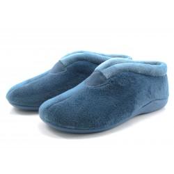 Zapatilla de hogar Lozoya azul
