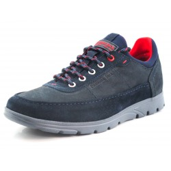Zapatos Panama Jack Davor azul