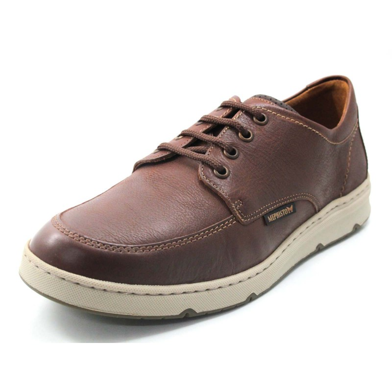Zapatos Mephisto Justin marrón - 6½ A1369l