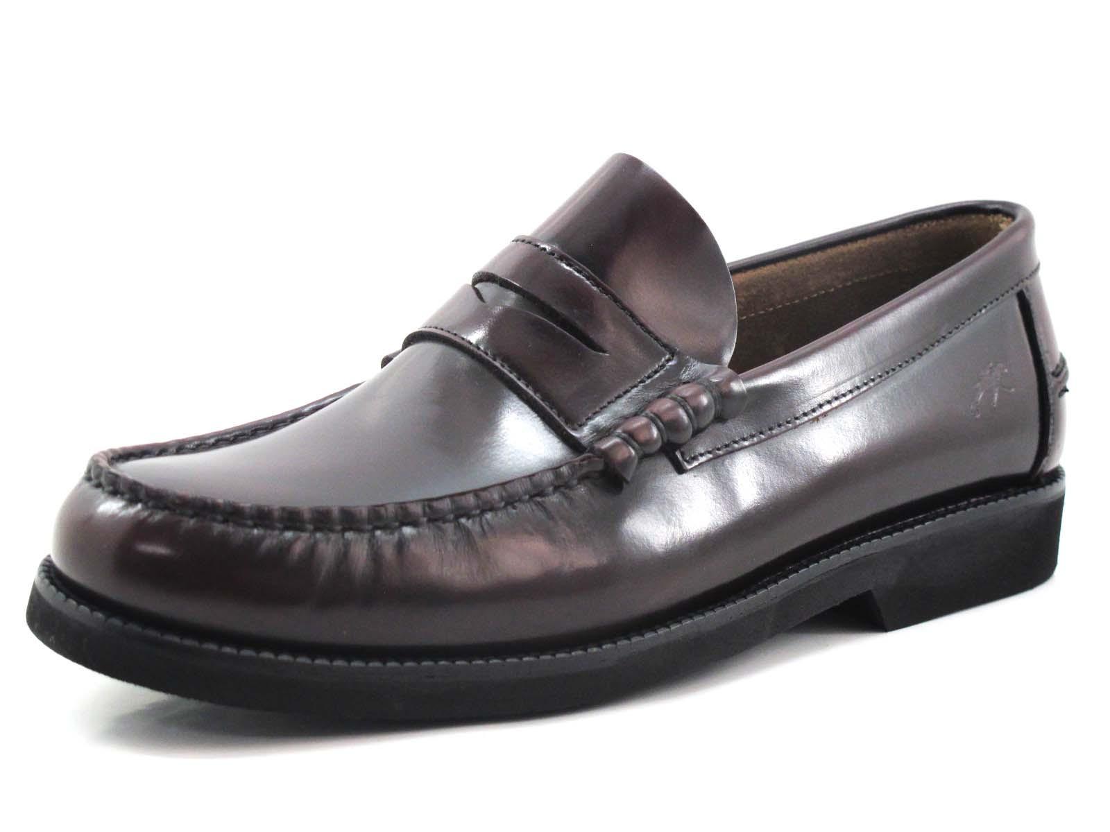 Comprar Mocasín Stamford Fluchos burdeos en Dino Zapatos