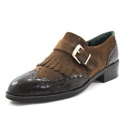Zapato Plumers Menorca 4836 marrón