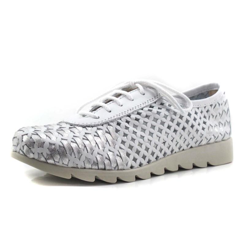 Zapatos blancos The Flexx para mujer g7092GYJ
