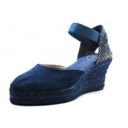 Zapatillas de esparto Toni Pons 5 cuerdas azul