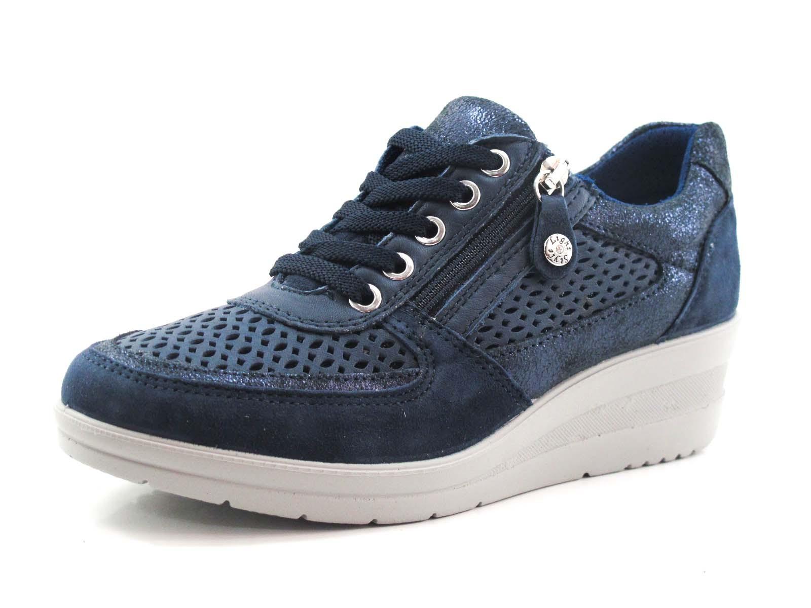 Comprar zapatos IMAC plantilla extraíble azul en Dino Zapatos