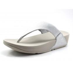 Sandalia Fit Flop Lulu plata