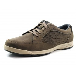 Zapato Clarks Stafford Park5 gris
