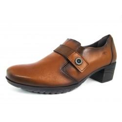 Zapatos Abotinados Fluchos Cuero