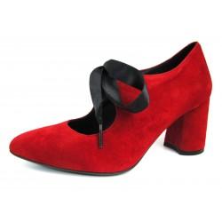 Zapatos Lazada Barminton Rojo
