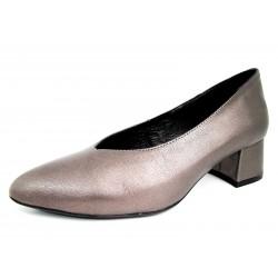 Zapatos Salón Barminton Plomo