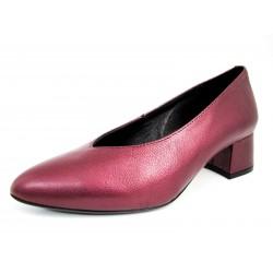 Zapatos Salón Barminton Burdeos