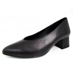 Zapatos Salón Barminton Negros