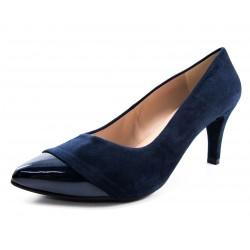 Zapatos Salón Dibia Marino